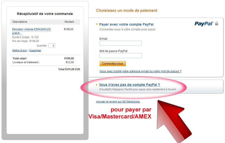 Comment payer par carte bancaire - Carte de paiement castorama ...