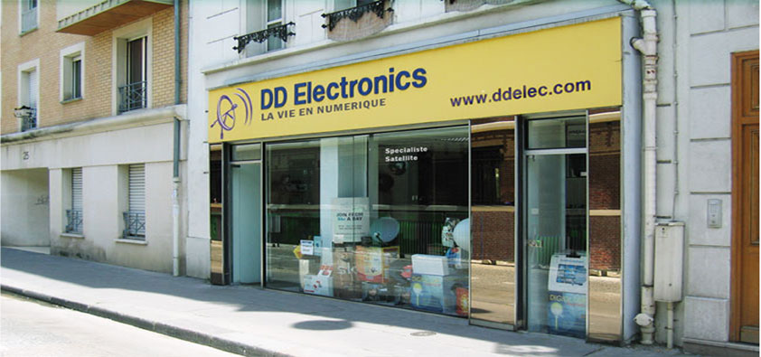 boutique DD Electronics