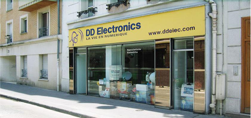 DD Electronics