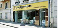 boutique dd electronics Paris